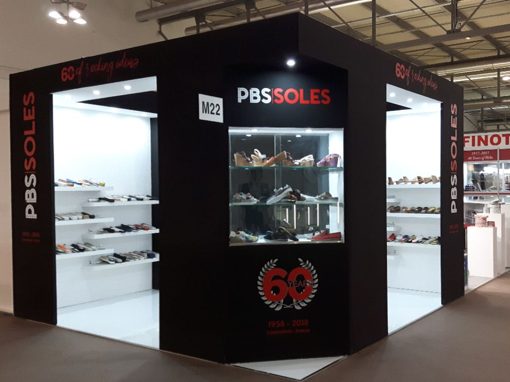 Stand fiera PBS Soles