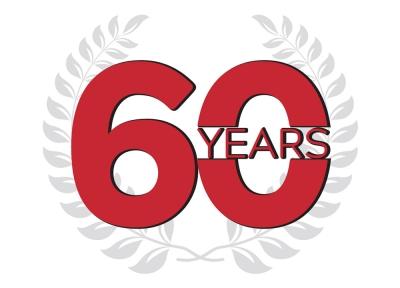 Logo 60 anni